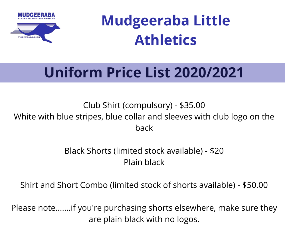 Mudgeeraba Little Athletics (1)